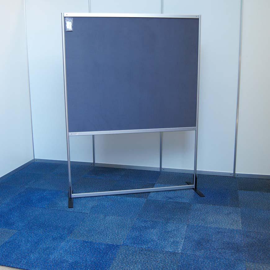 vrijstaand presentatiepaneel
